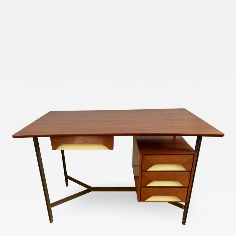 Melchiorre Bega Stunning 1950s Italian Small Desk