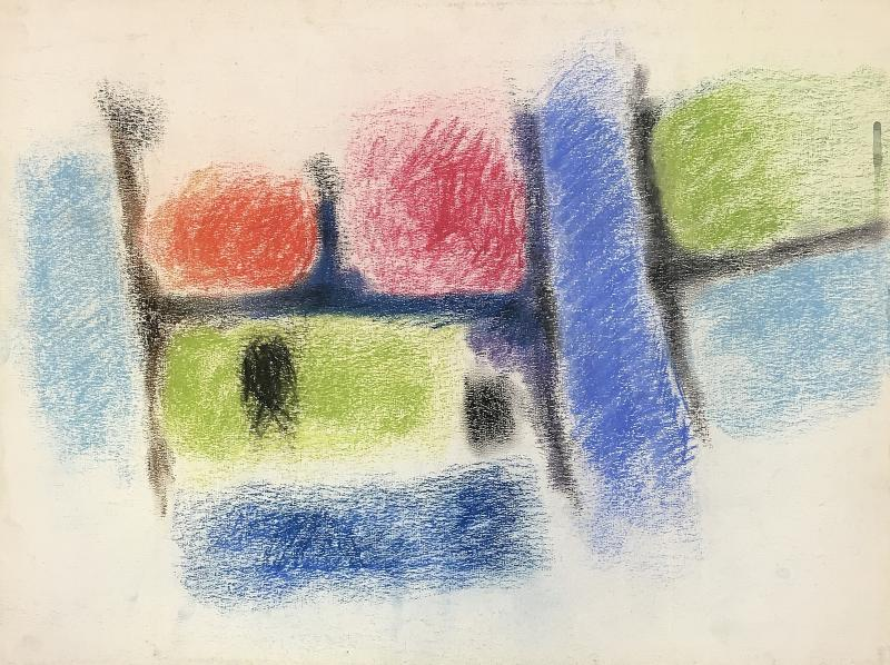 Melville Price Untitled