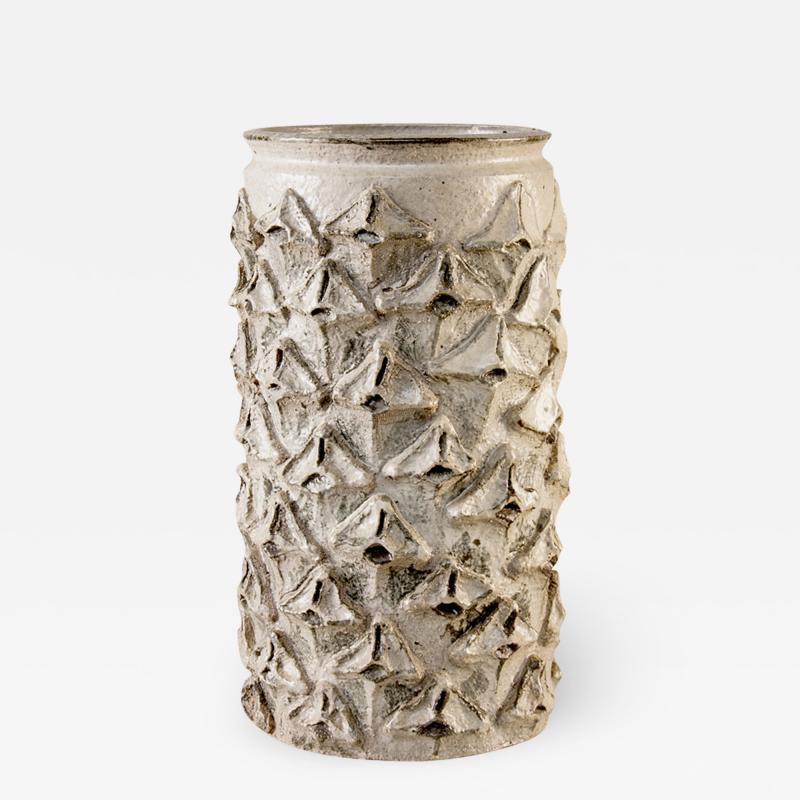 Michael Andersen Sons Monumental Brutalist Vase by Michael Andersen Sons