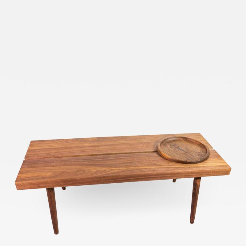 Michael Rozell Studio Catch it All Bench or Coffee Table by Michael Rozell