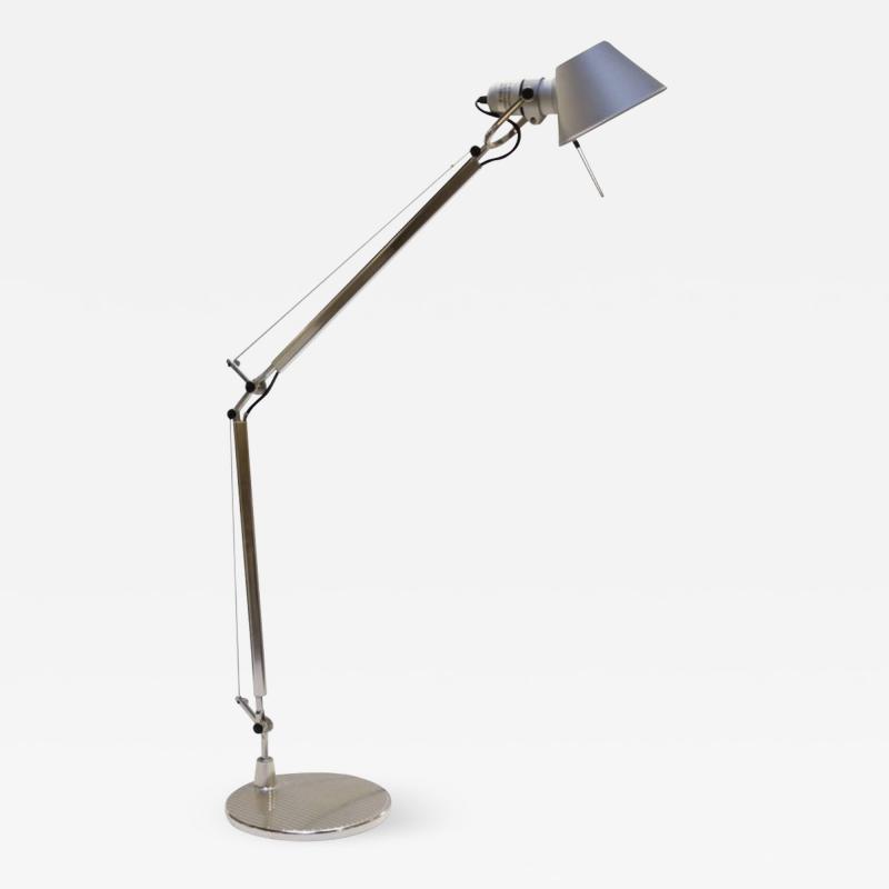 Michele de Lucchi Artimede Tolomeo Desk or Floor Lamp by Michele de Lucchi