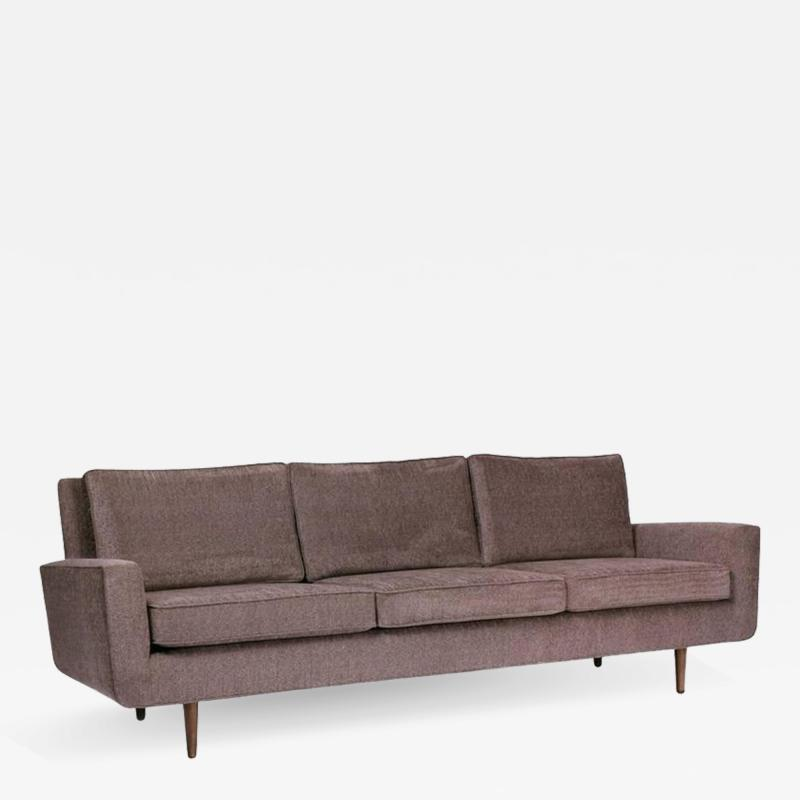 Mid Century Classic Three Seat Sofa by Lost City Arts