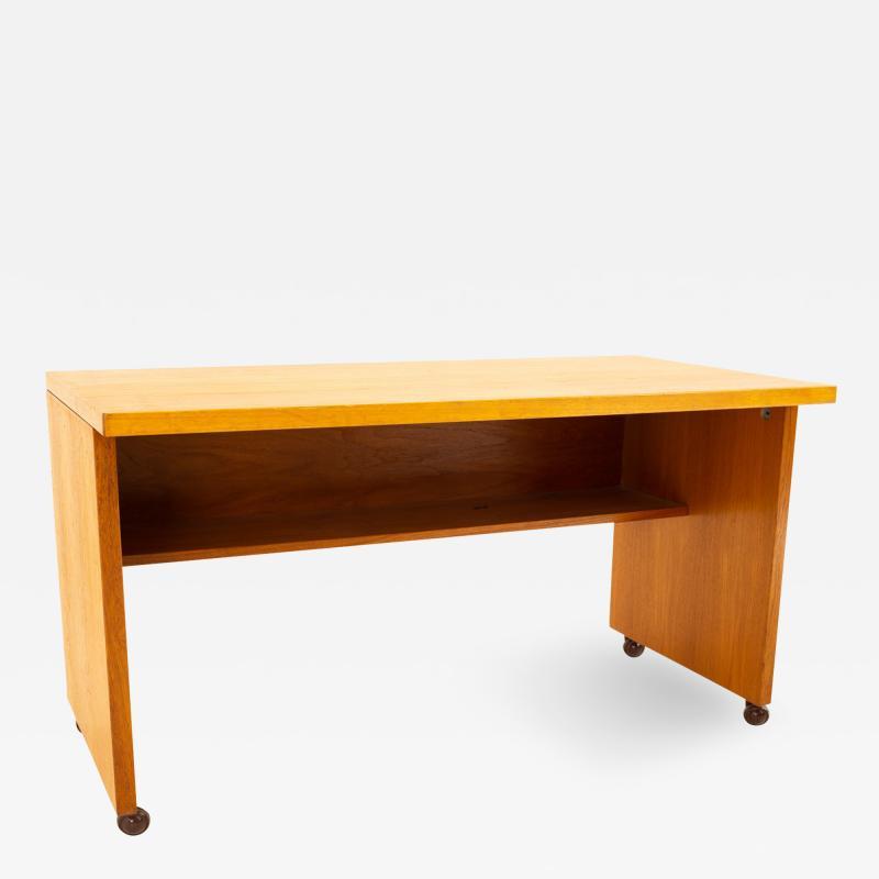 Mid Century Danish Style Teak Writer s Desk