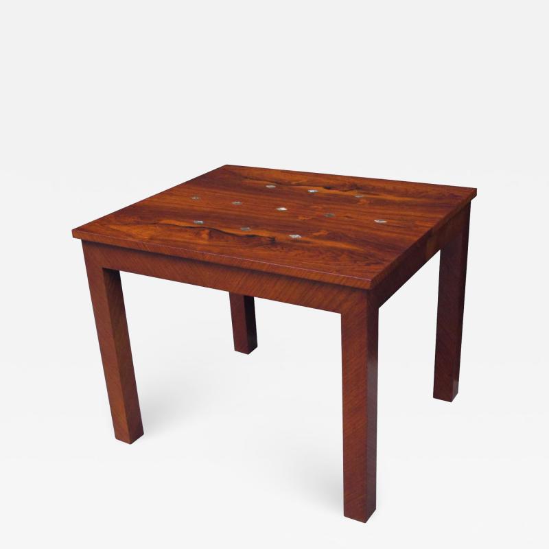 Mid Century Modernist Rectangular Side Table