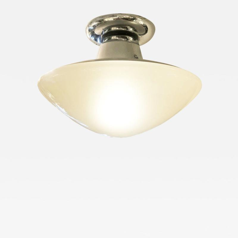 Mid Century Semi Flush Mount by Greco Two Available