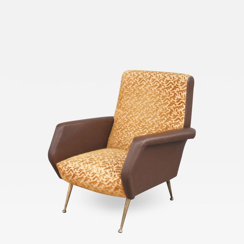 Midcentury Model Armchair