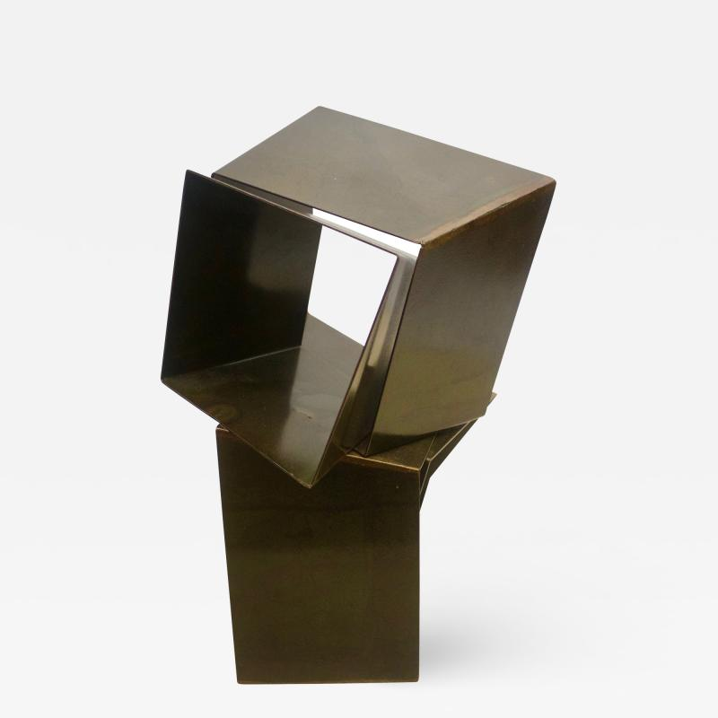 Mike Walsh Geometric Maquette