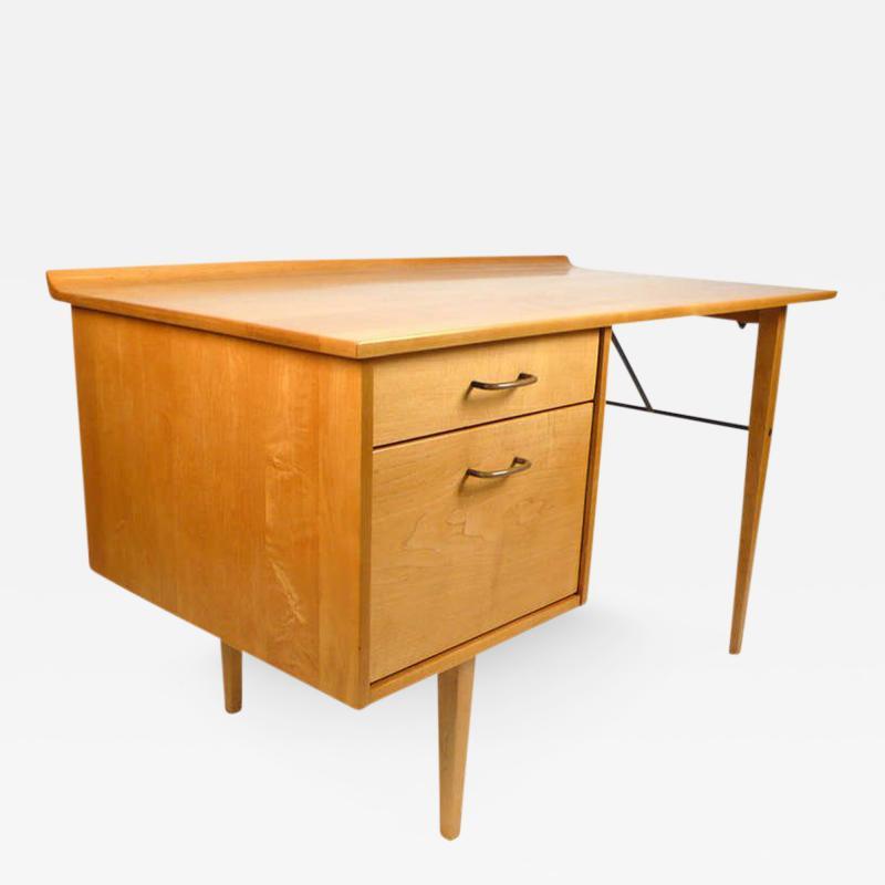 Milo Baughman Early Milo Baughman Desk