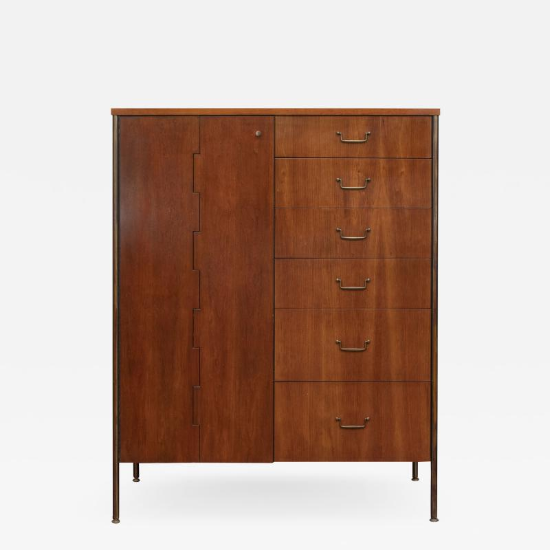 Milo Baughman Milo Baughman Tall Chest or Cabinet for Directional