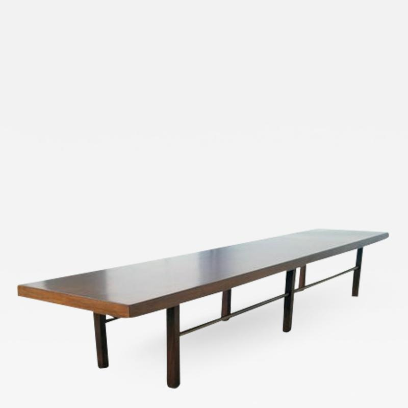Milo Baughman Milo Baughman for Thayer Coggin Table or Bench