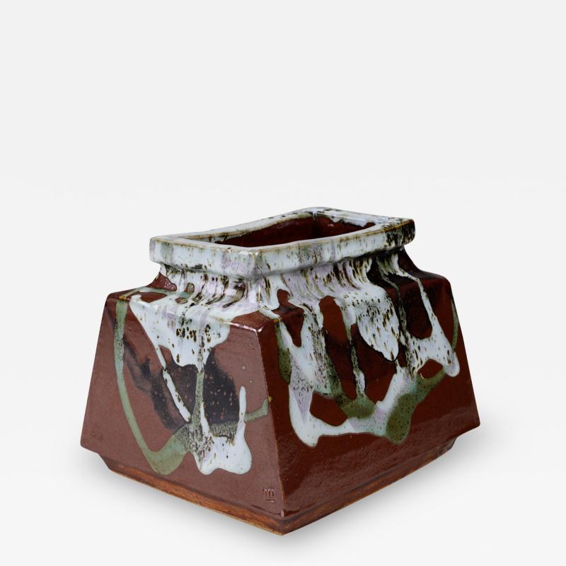 Modern Japanese Ceramic Vase