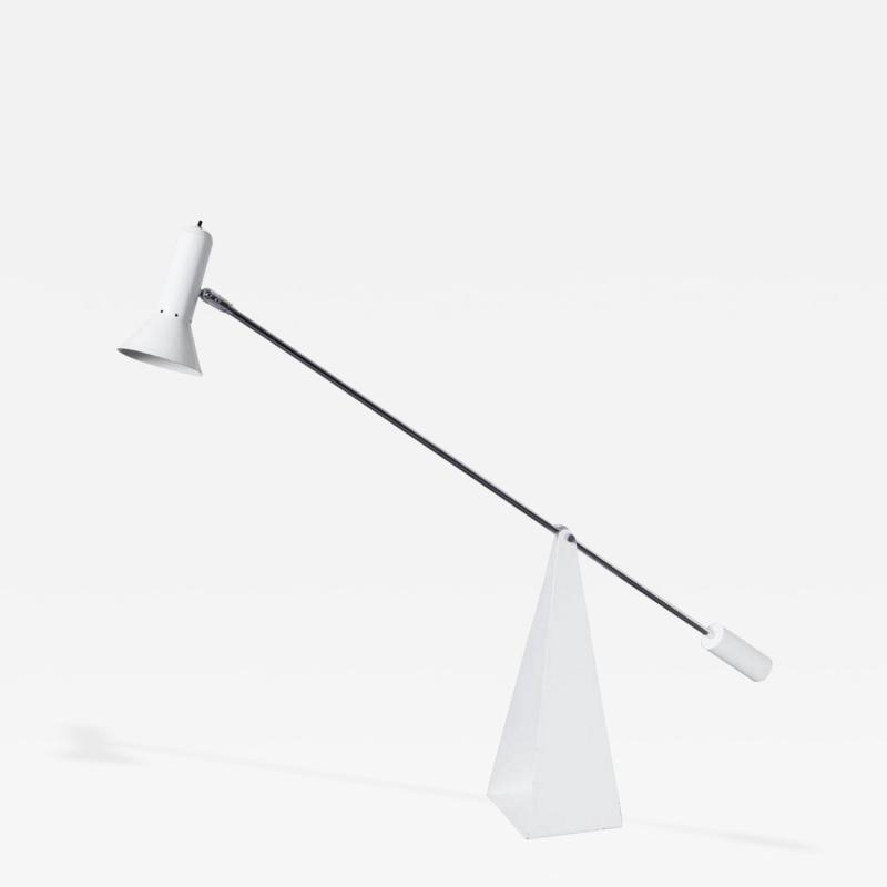 Modernist counterbalance floor lamp aloadofball Image collections