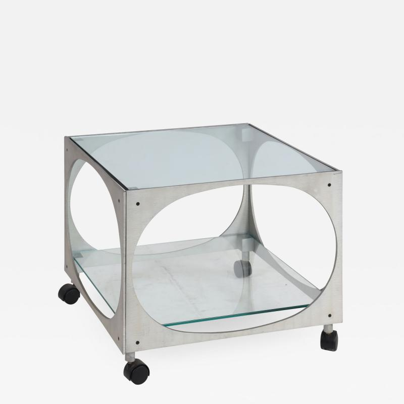 Modernist Side Table by Lorenzo Burchiellaro