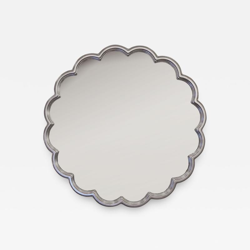 Monaco silver mirror