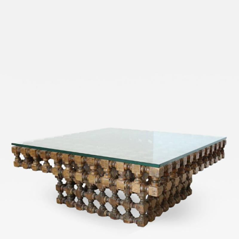 Moroccan Coffee Table 20th Century