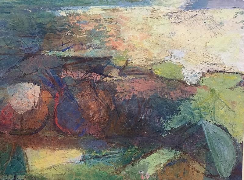 Morris M Shulman Monhegan Abstraction
