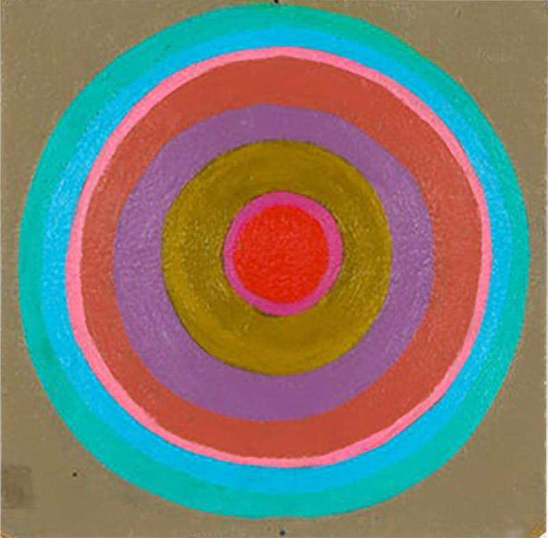Murray Hantman Murray Hantman Abstract Painting