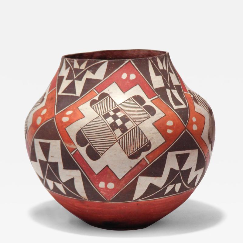 Native American Acoma Olla