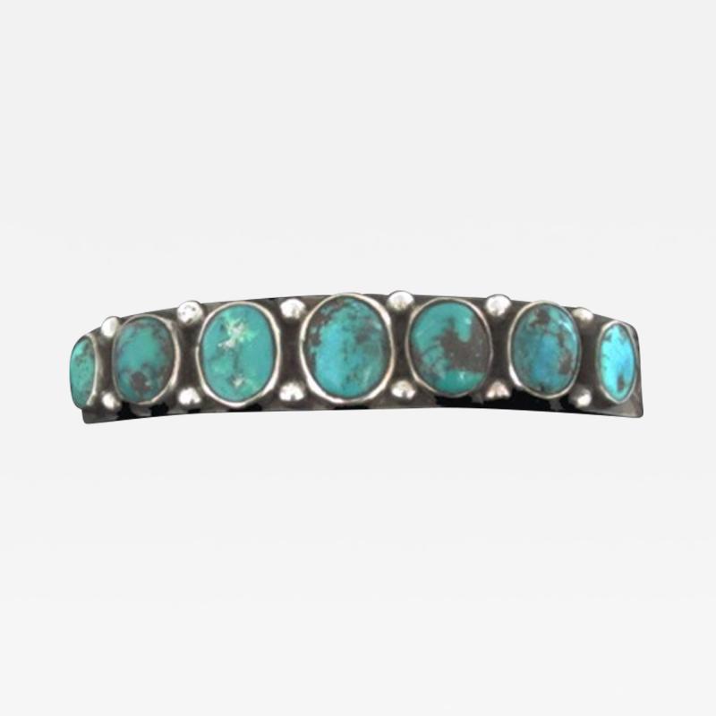 Navajo row bracelet