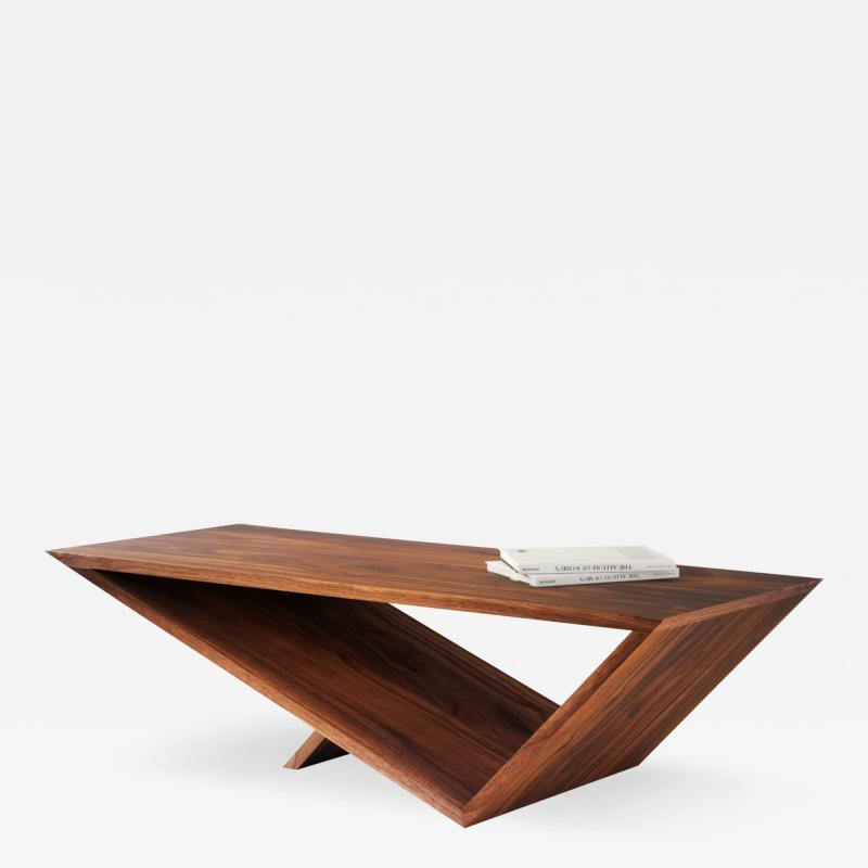 Neal Aronowitz Time Space Portal Table Wood Coffee Table a Collection by Neal Aronowitz