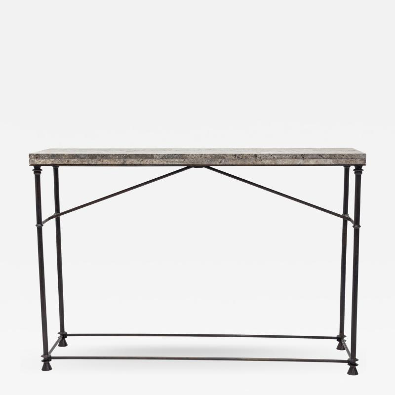 Neoclassical Style Console