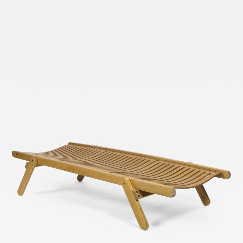 Niko Kralj Rex Foldable Daybed for Stol Kamnik 1957