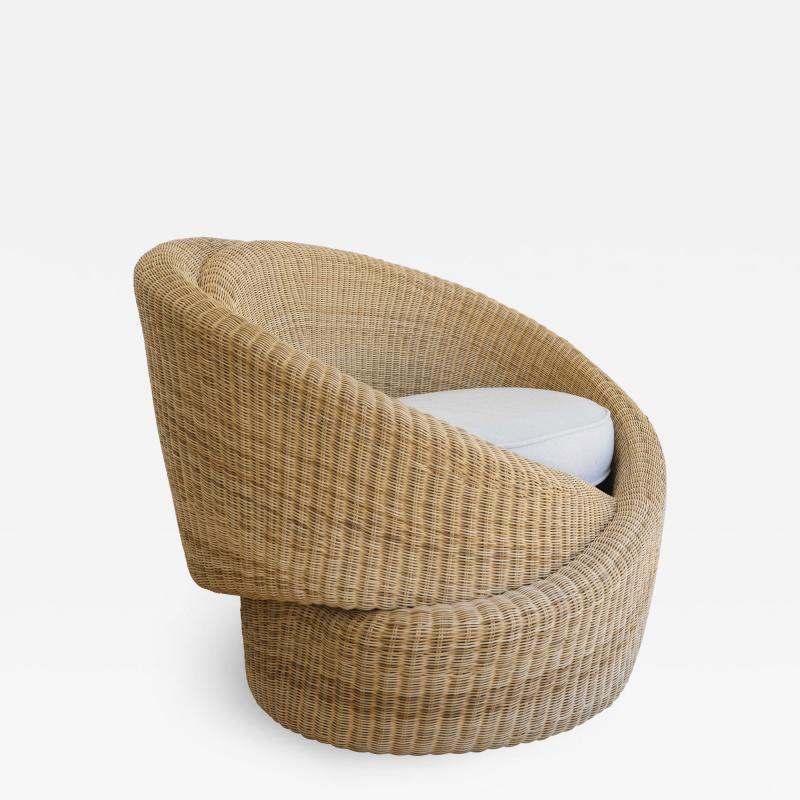Nina Edwards Anker Knotty armchair