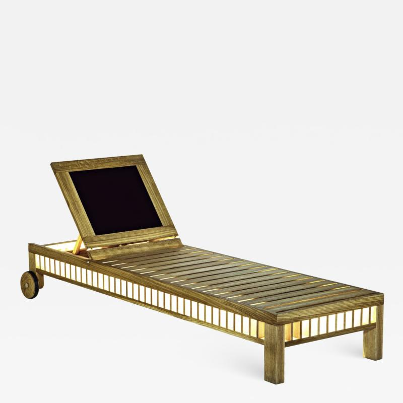 Nina Edwards Anker Solar Lounger