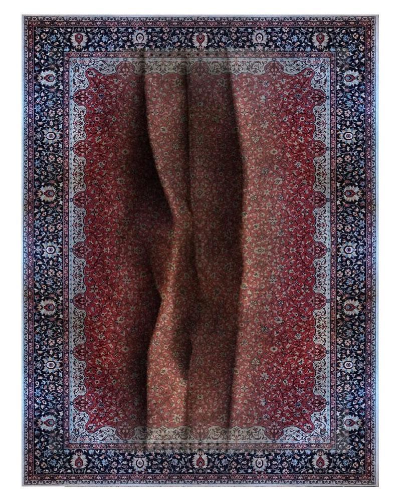 No mi Kiss COV19 tapestry wall piece wallart