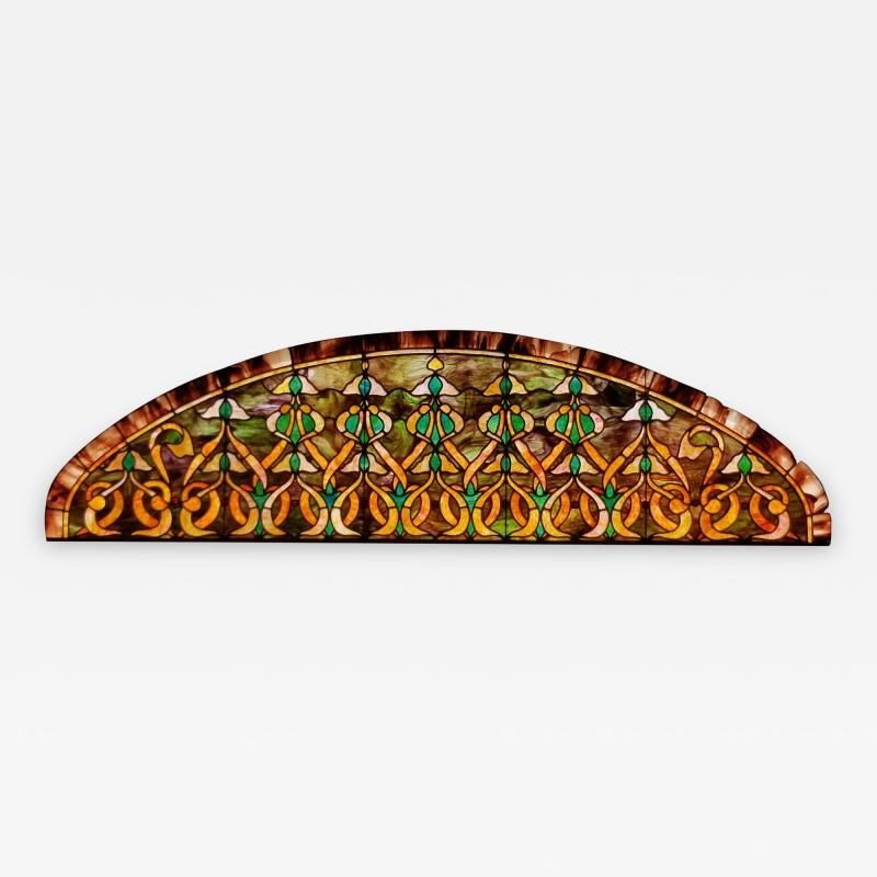 Offered by ANTIQUE AMERICAN STAINED GLASS WINDOWS