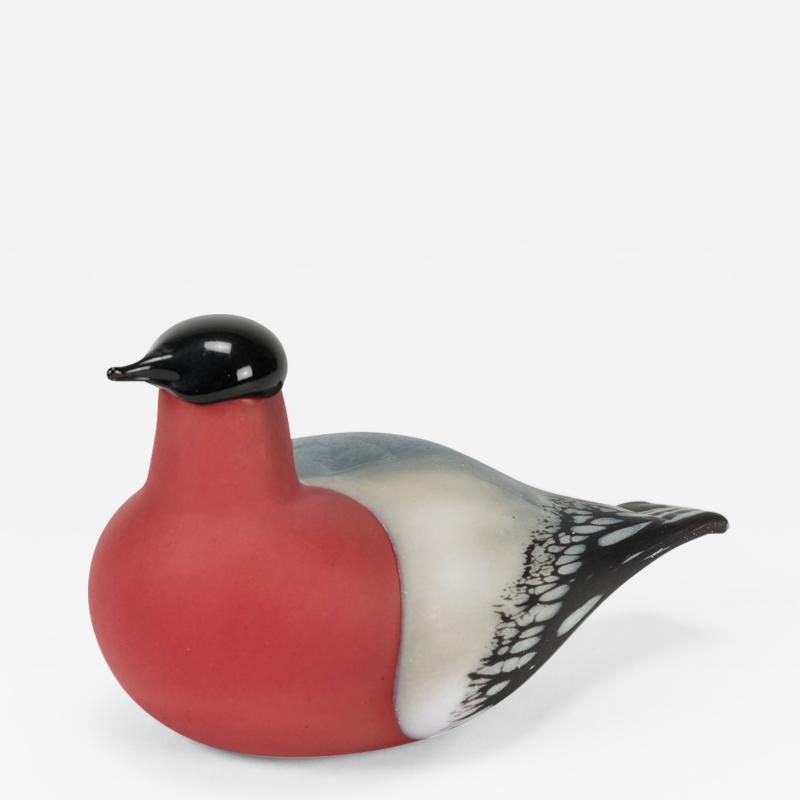 Oiva Toikka Glass Bird Finland 80s