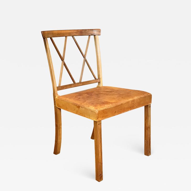 Ole Wanscher Fine Side Chair by Ole Wanscher and A J Iversen