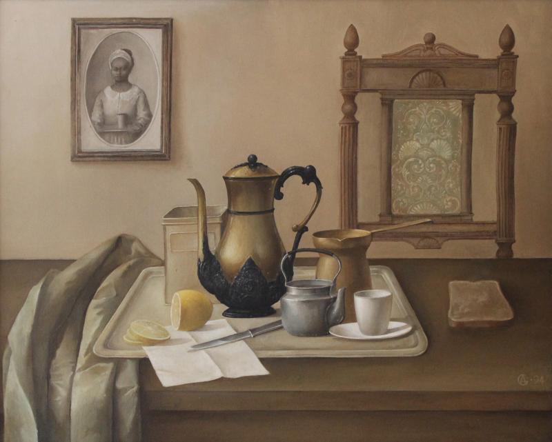 Olga Antonova Russian Tea Service