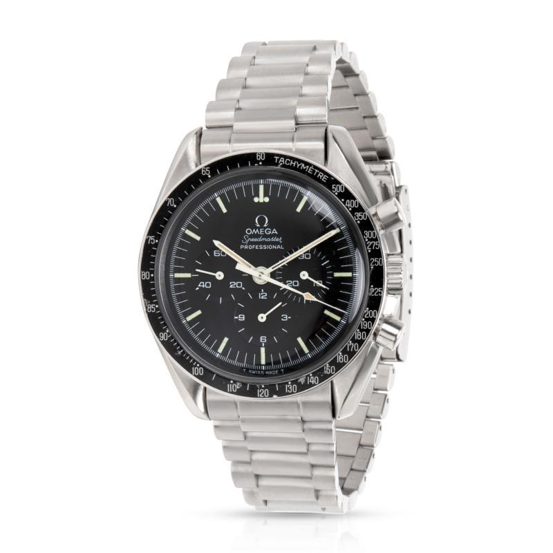 Omega Speedmaster Moonwatch 145 022 69 Men s Watch in Stainless Steel