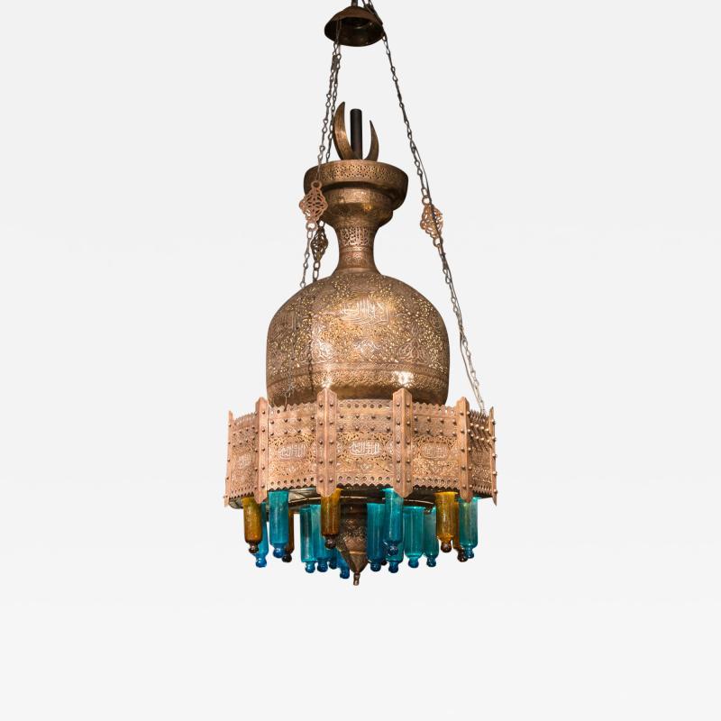 Oriental chandelier