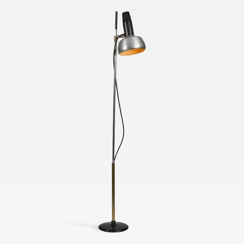 Oscar Torlasco 1950s Oscar Torlasco Floor Lamp Model for Lumi