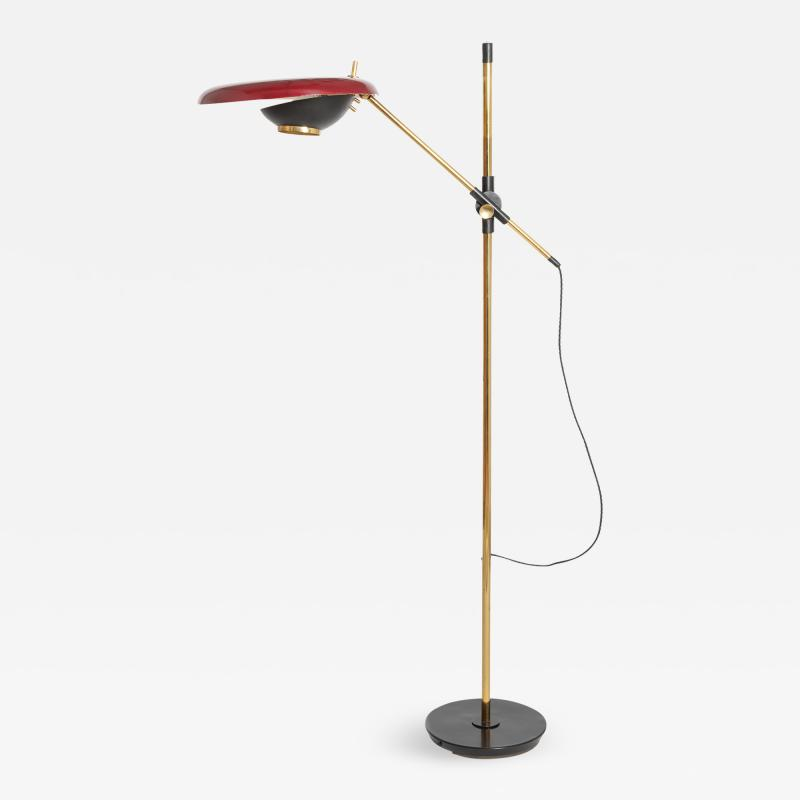 Oscar Torlasco Standing Lamp model no 555T