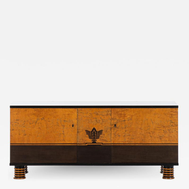 Otto Schulz Sideboard Produced by Boet