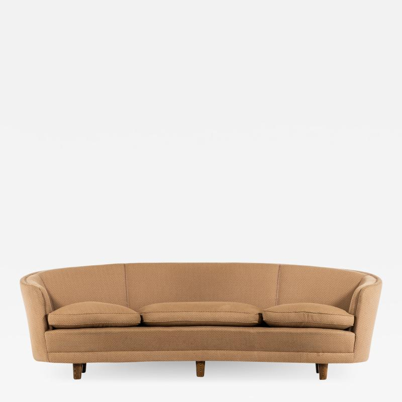 Otto Schulz Sofa Produced by Boet
