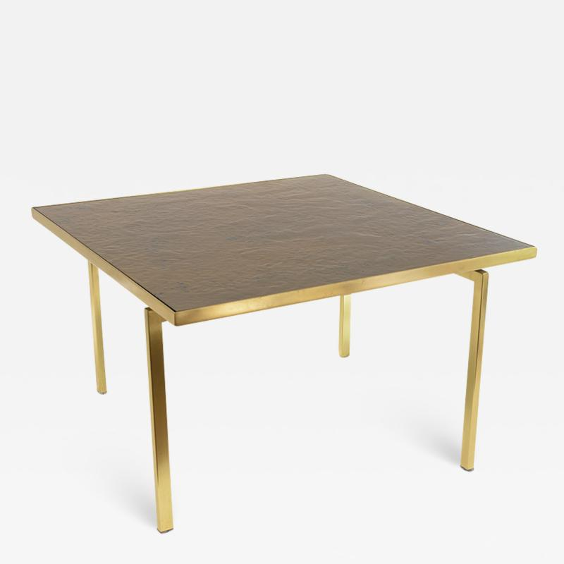 P T rneman Carl Bj rn CARL BJ RN AND P T RNEMAN ENAMELED TRIVA COFFEE TABLE FROM NK STOCKHOLM
