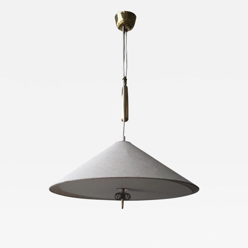 Paavo Tynell A Pendant by Paavo Tynell for Taito
