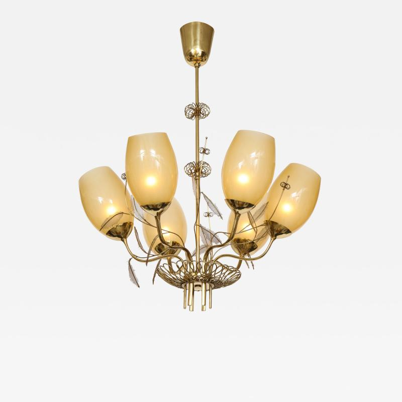 Paavo Tynell Chandelier