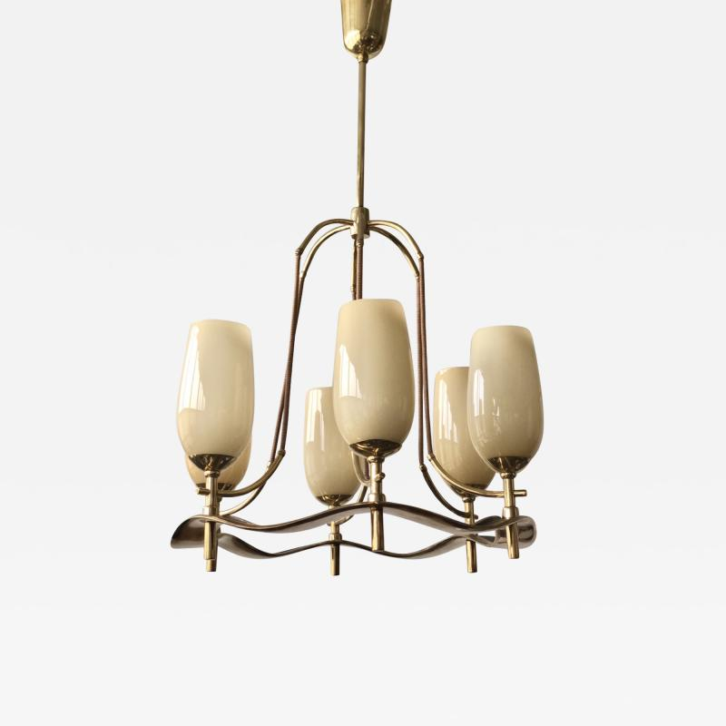Paavo Tynell Chandelier by Pave Tynell for Taito Oy