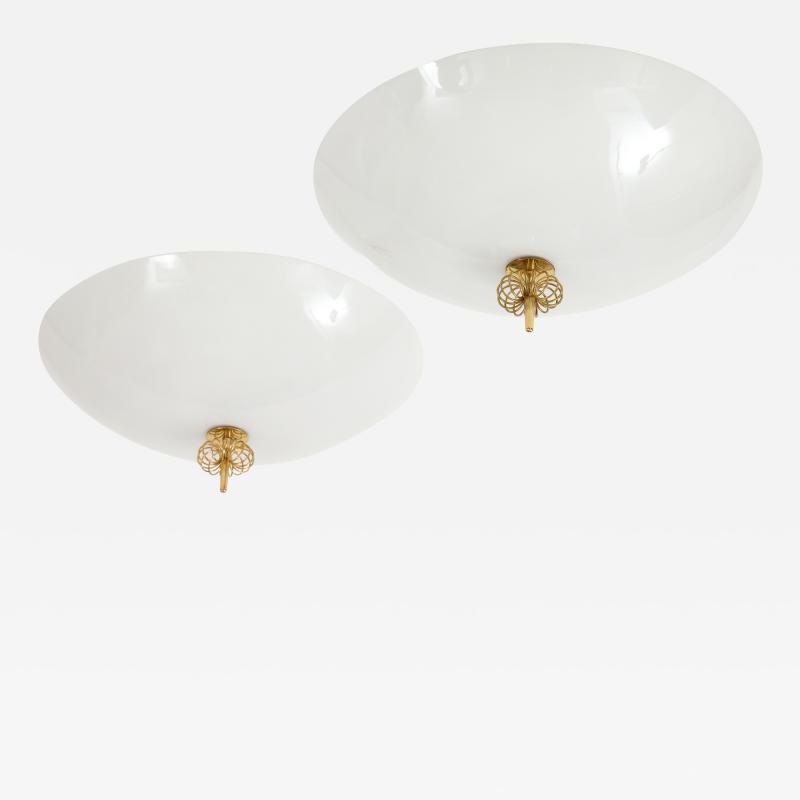 Paavo Tynell Flush Mount Ceiling Lights