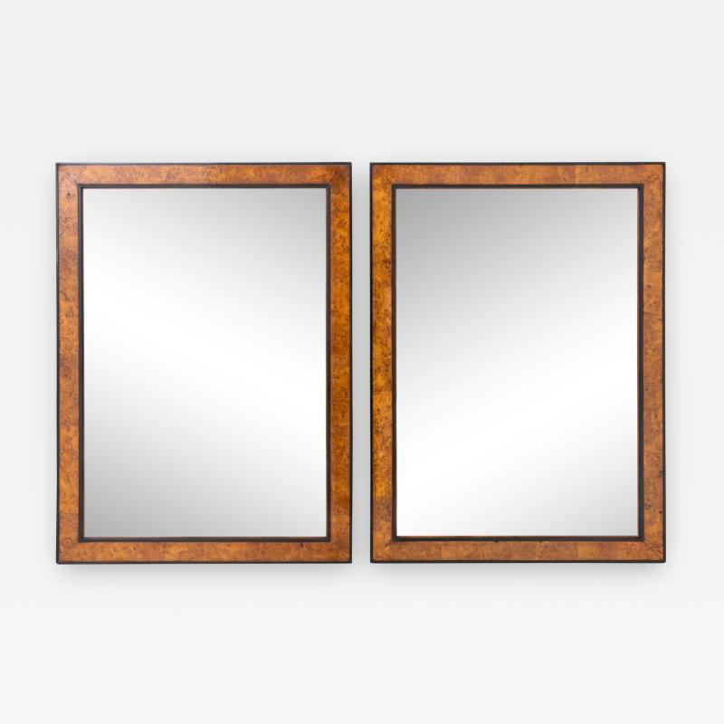 Pair of Biedermeier Mirrors