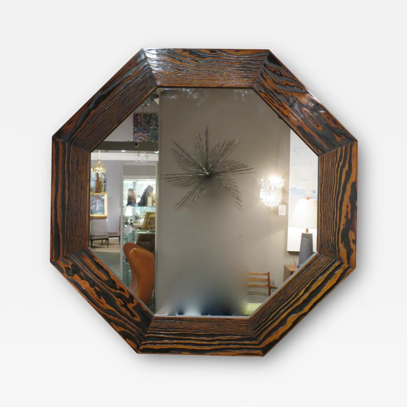 Pair of Octagon Mirrors inspired by Eileen Gray
