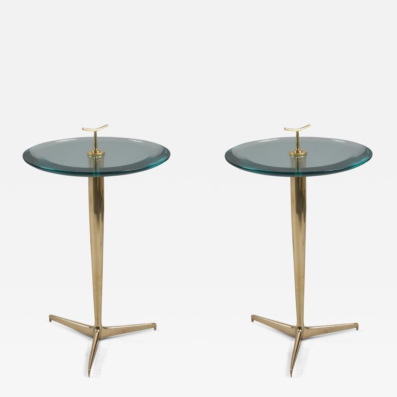 Pair of Side Tables Italy 2018