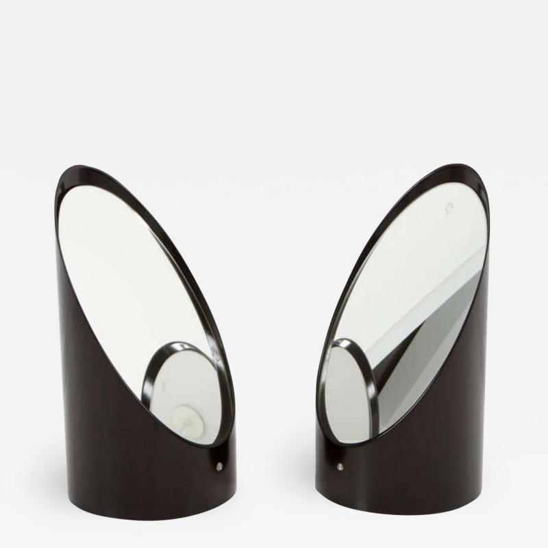 Pair of Vanity Mirrors by Roger Lecal for Chabrieres Co