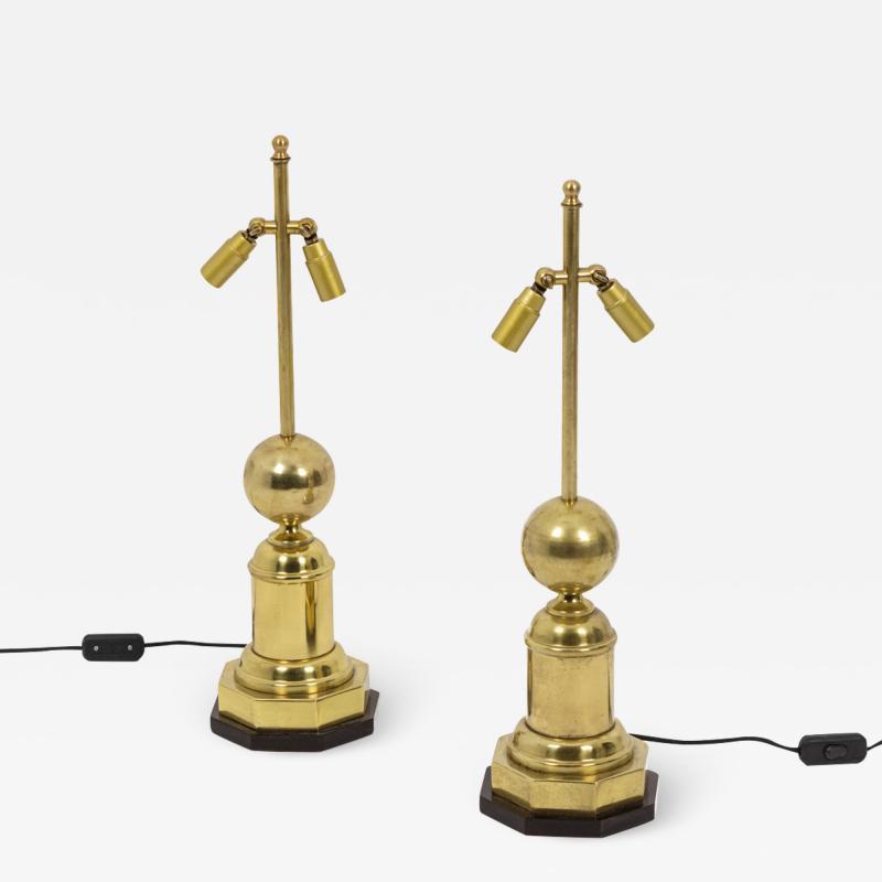 Pair of lamp 1970s