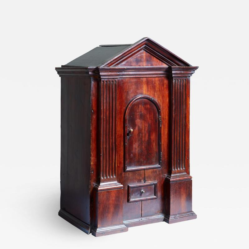Palladian Georgian Architectural Cabinet